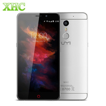 UMI Max 4G Android 6.0 Smartphone MTK Helio P10 Octa Core Fingerprint 5.5 inch 4000mAh Battery RAM 16GB 3GB 1920*1080 Cell Phone - Shenzhen Xinghecheng Technology Limited store