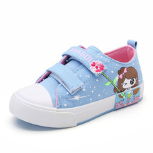 kids shoes toddler canvas sneakers  Girls cotton sneaker baby tenis for kids trainer sport falt shoes