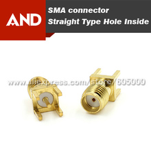 GSM GPS antenna connector,SMA Connector RF Connector.straight type