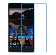 9H Tempered Glass Screen Protector Film for Lenovo Tab 3 7 730F 730M 730X (TB3-730F/TB3-730M ) + Alcohol Cloth + Dust Absorber