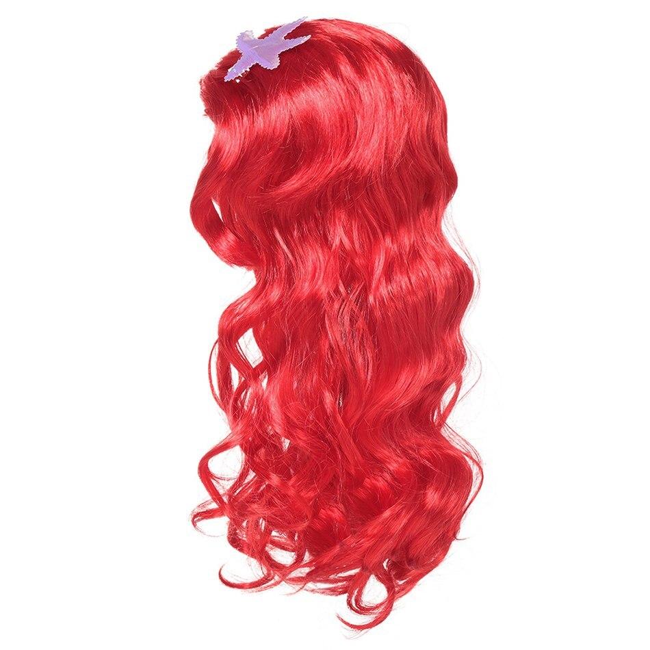 Mermaid Wig