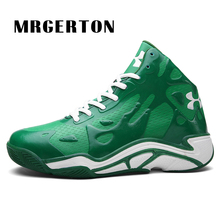 MenSneakers Basketball Boots Outdoor Basketball Shoes Basket Homme Zapatillas Basquet M60706