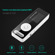 HiFi Fever Lossless MP3 Music Player Sport Music Player FLAC OGG MP3 APE WMA 8G Memory 1.2'' HD Screen Wi/ E-Book Voice Recorder(China)