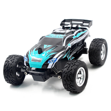 EBOYU(TM) K24-1 2.4Ghz 2WD High Speed 1:24 RC Car High-speed Off-Road Monster Truck RC Racing Car Fast RC Buggy Hobby Car(China)