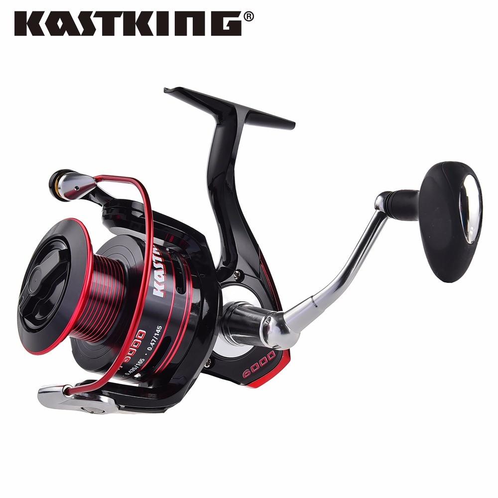 KastKing Sharky II Best Quality Max Drag 19KG Spinning Fishing Reel Saltwater Sea Wheel Big Game Fishing Jigging Wheel<br>