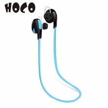2017 Bluetooth High quality Wireless Handfree microphone Stereo Portable Fashion Earphone Sport Universal_KXL0407