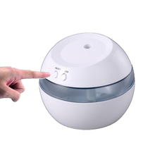 Sound-off USB Colorful LED Lights Creative Gifts Humidifier USB Aromatherapy Machine Air Cleaner For Home Office New Arrival