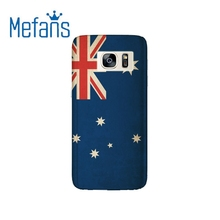Mefans Australia flag pattern for Samsung S7 phone case for Samsung Galaxy s7 case