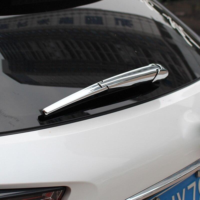 For Lexus NX200//200T//300H 2015-2016 2PCS Chrome Side Air Vent Outlet Cover Trim
