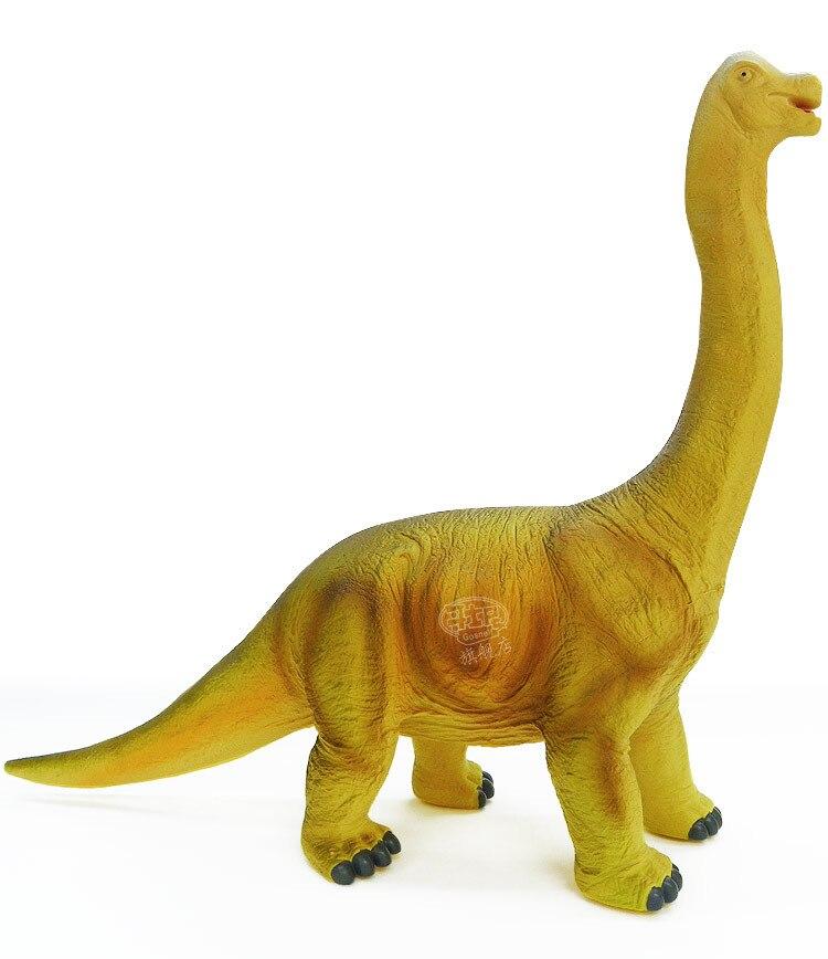 1PC Dinosaurs Super large Brachiosaurus Soft model toys -<br>