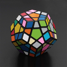Classic Puzzle Magic Cube Game Spinner Hand 12 Sided Cube Professional  Educational Puzzle Classic Kids Toys 70B1038