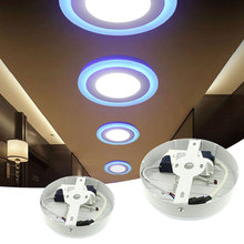 LED Surface Mount Energy Saving Round Dome Ceiling Panel Light Super Bright(China)