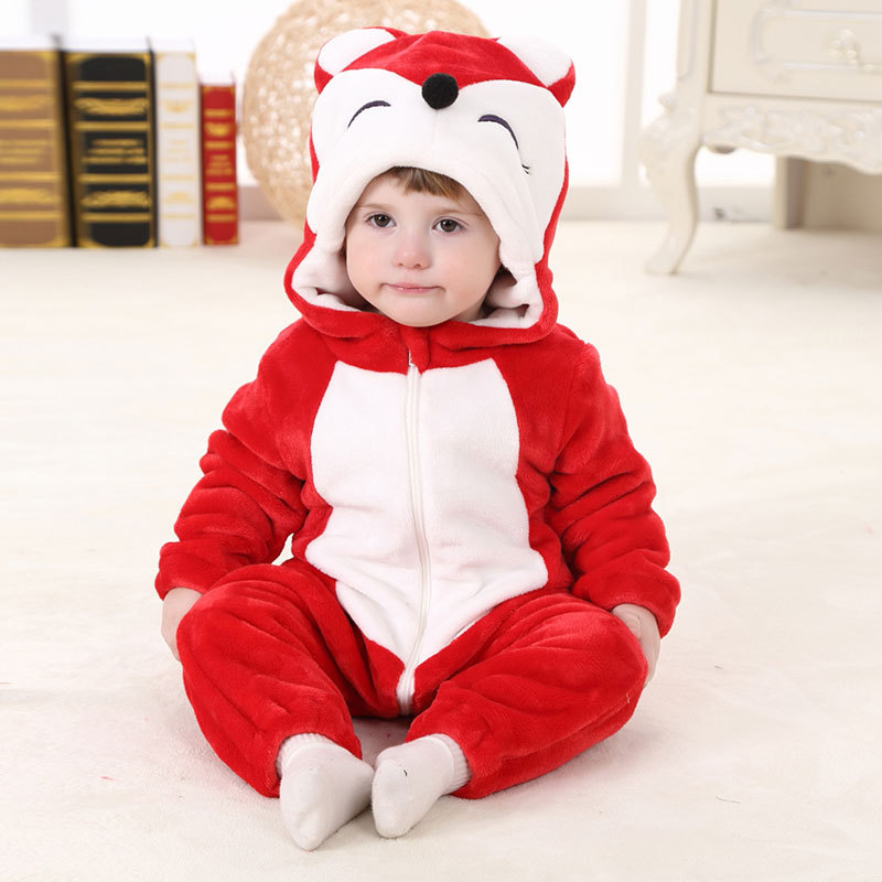 Hotsale infant fox clothing newborn toddler girls outfits fall winter baby halloween costumes for girls<br><br>Aliexpress