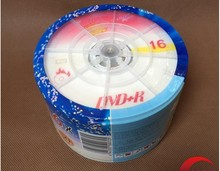 Wholesale 50 Discs Fire Series Pink Bananas Grade A 4.7 GB 16x Blank Printed DVD+R Disc