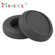 1 Pair Ear Pads Cushion Replacement for Monster DNA On-Ear DNA Pro Headphone_KXL0527