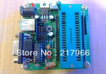 2PCS X learning board  experiment board STC ,AVR chip development board free shipping