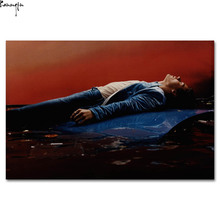 SQ572 HARRY STYLES Sign Of The Times 2017 Tour One Direction Hot Art Poster Silk Light Canvas Painting Print Home Decor Wall Pic(China)