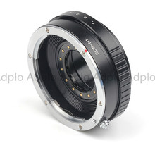 Pixco lens adapter work for Adjust Aperture Canon EOS EF Lens to Nikon 1 V3 AW1 J3 J2 J1 S1 V2 V1