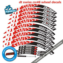 dt swiss rrc46 road  Bicycle wheelset decals dt wheel rims stickers 45mm50mm Rims Bike Bicycle Sticker Cycling Wheel Rim decals