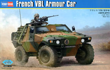 Hobby Boss 1/35 scale tank models 83876 French VBL light armored vehicles *
