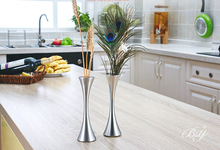 Continental Vase,modern Fashion Ornaments,vases Stainless Steel Products,home Decoration Flower Vase For Wedding Decoration