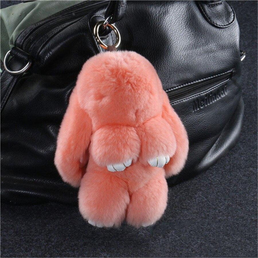 Брелок кролик на рюкзаки своими руками 25
