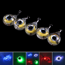 5 Color Underwater Fish Attraction Lamp Lure LED Flashing Fishing Light Squid Bait Lures Fishing Pesca Lure(China)