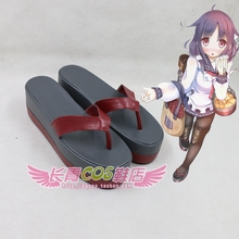 Kantai Collection Taigei Cosplay boots shoes customize any size 5819(China)