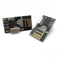 NRF24L01+ upgraded version of improved wireless module 2.4G SI24R1 wireless transceiver module