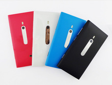 Original for Nokia Lumia 800 n800 housing back case battery cover door with Sim Card Tray + USB Cover