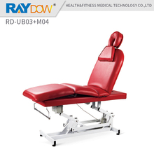 RD-UB03+M04 Raydow Minimally invasive surgery electric medical bed patient care chair hospital salon massage table(China)