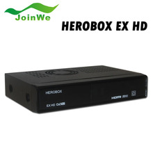 HEROBOX EX HD Satellite tv receiver which name decoder DVB S2 / S,support CCCAM and IPTV,And it is free shipping to you
