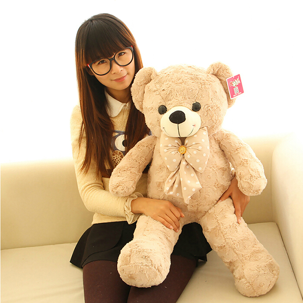 Giant Large Size Teddy Bear Plush Toys Stuffed Toy Lowest Price Birthday gifts Christmas Baby Toy Kawaii Toy<br>