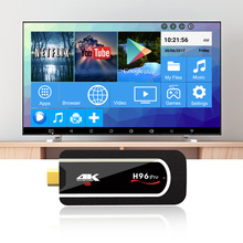 Mini H96 Pro Android 7.1 TV Box Amlogic S912 Octa Core 2GB DDR3 8GB Flash Bluetooth 4.1 WiFi HDMI 4K Set Top Box Media Player