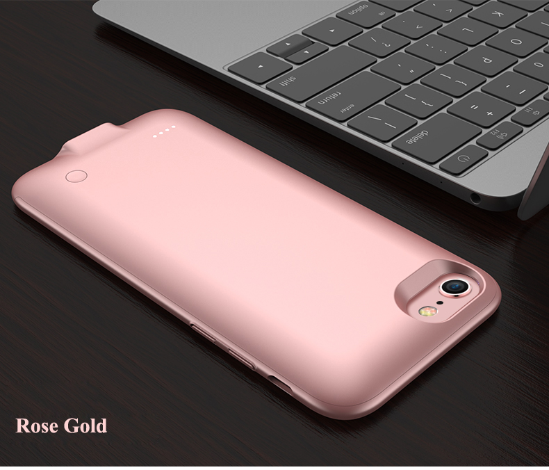 Battery Charger Cases For iPhone 6 6s NH-B012 Details (14) Original Brand NOHON External Charger Case for iPhone 6 6s