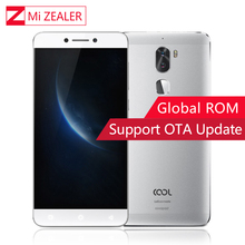 "Original Letv Cool1 Dual Pro Leeco Coolpad Cool 1 Snapdragon 652 Mobile Phone 5.5"" FHD 13MP Dual Camera(China)"