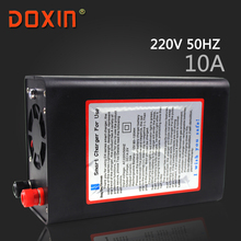 AC220V to DC14.2V 10A Car Auto Battery charger AC/DC Inverter adapter 12V dc power supply injector Universal ST-N054