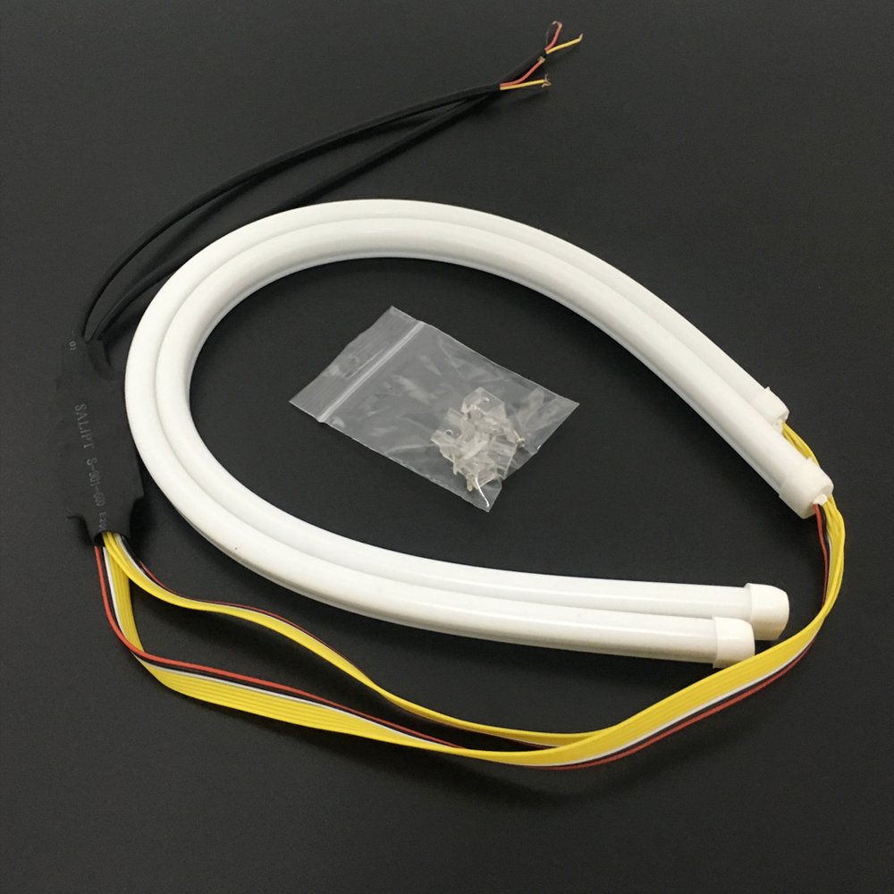 led strip light 12v for bmw audi amg 2