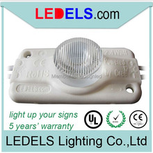12VDC 2.8watt 270lm osram edge light box led modules with ul listed lsm x3x3 series high power led sign module(China)