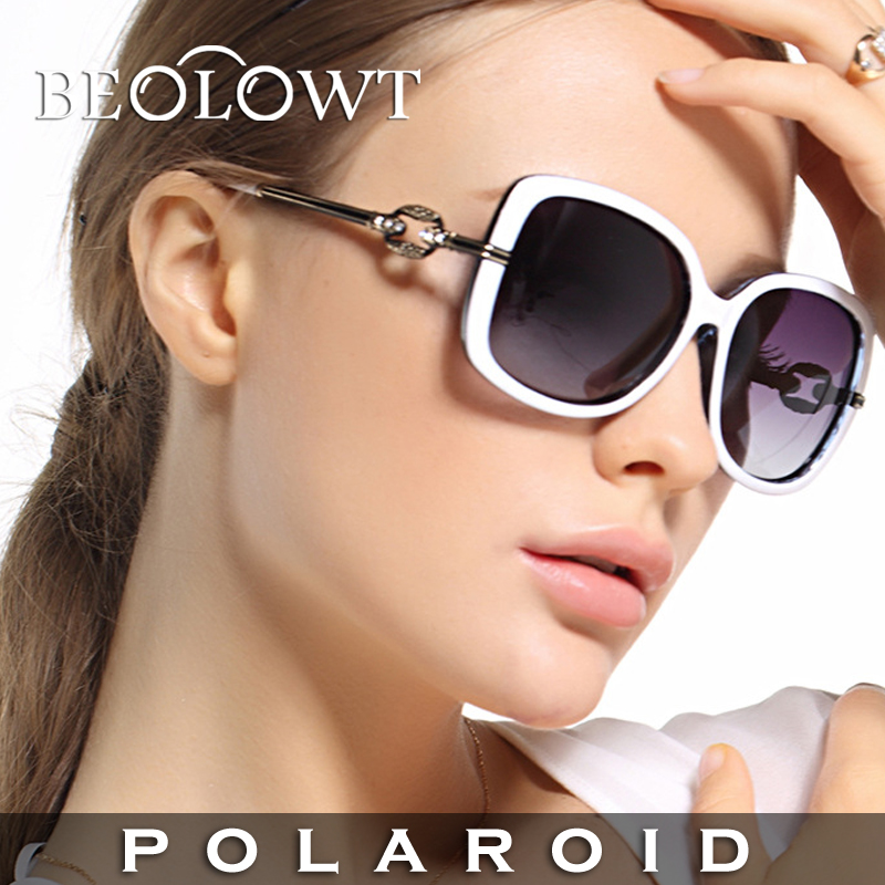 BEOLOWT brand womens UV400 Polarized Sunglasses Driving Aluminum Magnesium Alloy Sun Glasses for women with Case Box  BL447<br><br>Aliexpress