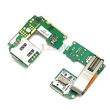 BRAND NEW SIM & SD SLOT HOLDER TRAY FLEX CABLE FOR NOKIA N85(China)
