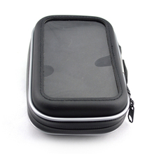 Bike Motorcycle GPS Car Case Bag  Handlebar Mount Holder Case Waterproof Motorcycle Bicycle Cycling Cover GPS Navigator