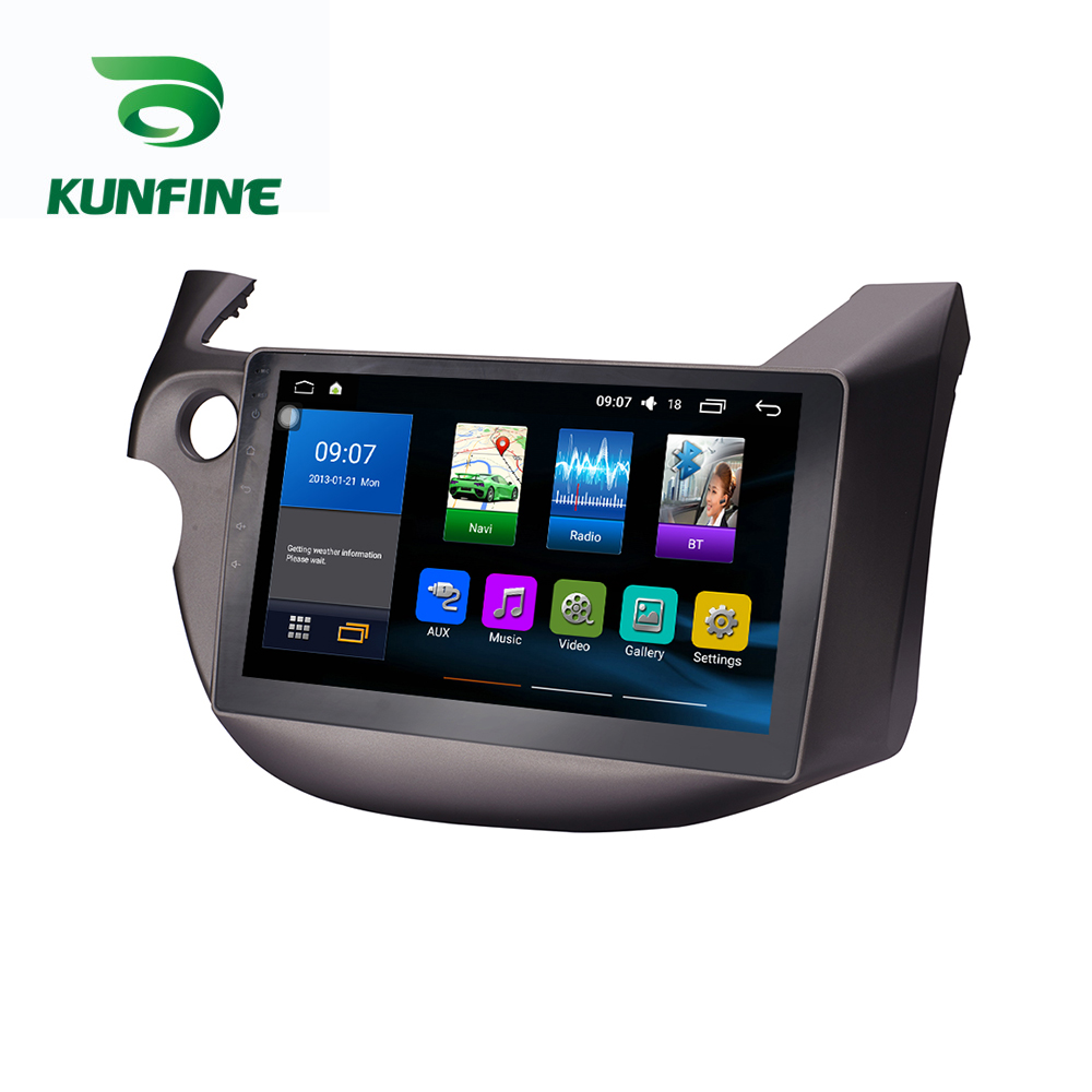 Android Car DVD GPS Navigation Multimedia Player Car Stereo For Honda Fit 2008-2013 Radio Head unit (5)