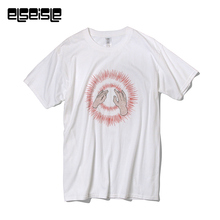 Godspeed You! Tshirt art screen printing short tees great band rock t shirt men elseisle brand clothing 100% cotton mens t-shirt(China)