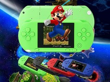 Hot Selling 4 Colors PXP3 Slim Station Pocket Game Kids Student 16-Bit Video Games Player Handheld Game Console