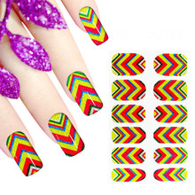 wholesale latest thin Nail care polish wrap patch environmental protection Nail Art Decoration sticker 500pcs/lot free shipping
