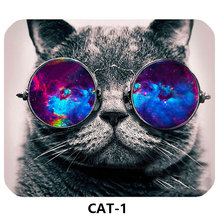 HOT Selling Mouse Pad Cute Cat Picture Anti-Slip Laptop PC Mice Pad Mat Mouse pads For Optical Laser Mouse Promotion!