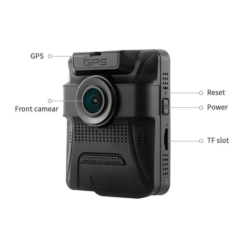 Azdome GS65H Mini Dual Lens Car DVR Camera 1080P Full HD Dash Cam Novatek 96655 Video Recorder G-sensor Night Vision 17