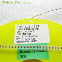 50PCS/Lot Original 50PCS LL4148 4148 LL34 Switching Diode SMD Small signal 1N4148 IN4148