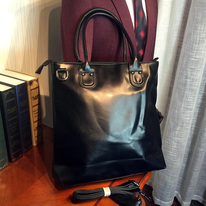 ETONWEAG Cow Leather Ladies Hand Bags Handbags Women Famous Brands Black Vintage Shopping Bag Big Capacity Woman Laptop Tote Bag